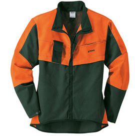 Куртка ECONOMY PLUS, зелений/оранжевий. Розмір 48