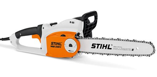 Електрична пила STIHL MSE 230 C-BQ