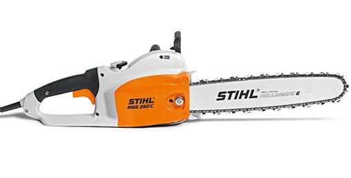 Електрична пила STIHL MSE 250 C-Q