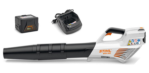 Повітродувка акумуляторна STIHL BGA 56 Set