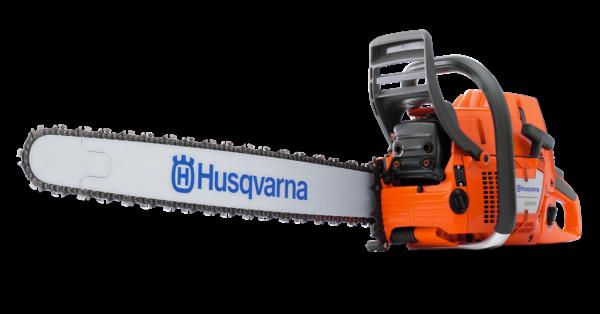 Бензопила HUSQVARNA 390 XP