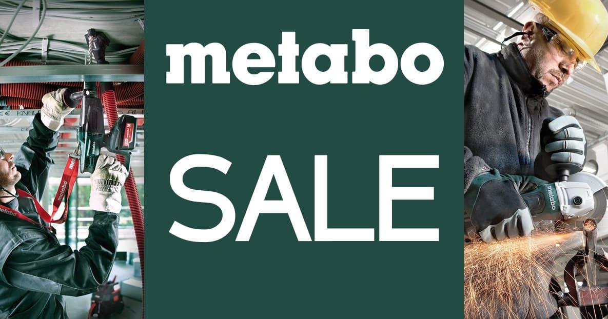 Коротко про усі акційні пропозиції і новинки. Новий спеціальний випуск METABO SPECIALS 2/2018.