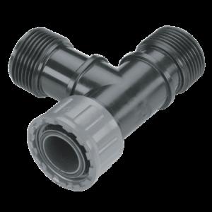 З'єднувач Т-подібний ЗР 1″ х ЗР 1″ х ВР 1″ Pro GARDENA (2755-20)