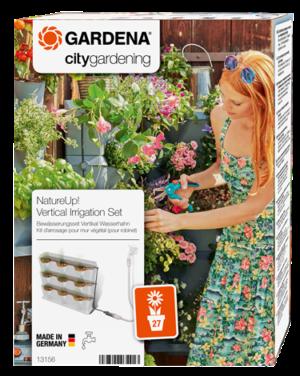 GARDENA NatureUp! Набір для поливу для вертикального садівництва GARDENA (13156-20)