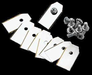 Комплект ножів до робота газонокосарки R 50 Li, упаковка 9шт GARDENA (4087-20)