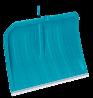 Лопата комбісистеми для снігу з нержавіючим кантом, 50см GARDENA (3243-20)