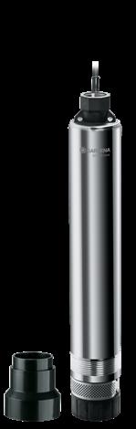 Насос для свердловин 6000/5 inox GARDENA (1492-20)