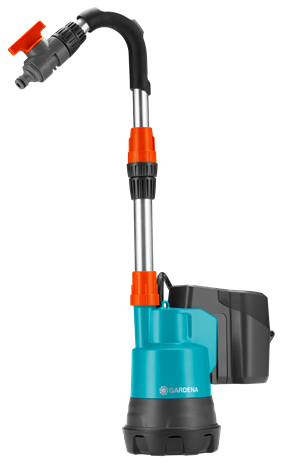 Насос акумуляторний для резервуарів Accu2000/2 Li-18 Set GARDENA (1749-20)