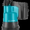 Насос акумуляторний для чистої води Accu2000/2 Li-18 Set GARDENA (1748-20)