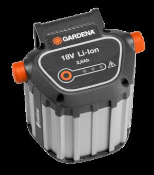 Акумулятор BLI-18 18В, 2, GARDENA (9839-20)