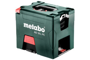 Акумуляторний пилосос METABO AS 18 L PC (602021000)