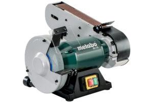 Комбінований стрічково-шліфувальний верстат METABO BS 175