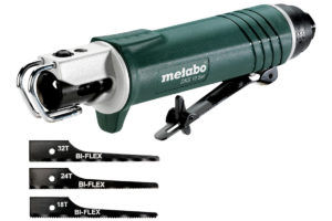 Пневматична кузовна пилка METABO DKS 10 Set (601560500)