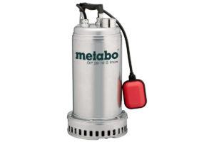 Дренажний насос METABO DP 28-10 S Inox (604112000)