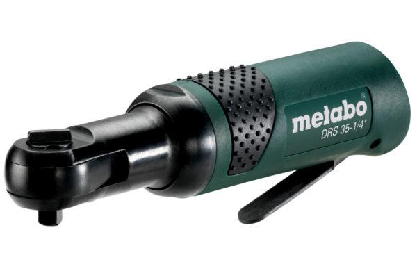 Пневматичний гайковерт з тріскачкою METABO DRS 35-1/4″ (601552000)