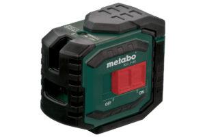 Лазерний лінійний нівелір METABO KLL 2-20