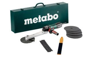 Шліфувальна машина для кутових зварних швів METABO KNSE 9-150 Set