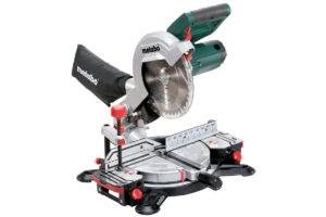 Торцювальна пила Metabo KS 216 M Lasercut (619216000)