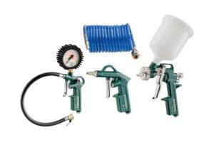 Набори пневматичних інструментів METABO LPZ 4 Set (601585000)