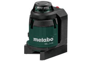 Мультилінійний лазерний нівелір METABO MLL 3-20