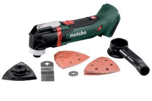 Акумуляторний багатофункціональний інструмент Metabo MT 18 LTX (613021840)