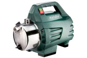 Садовий насос METABO P 4500 Inox (600965000)