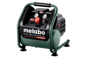 Компресор акумуляторний METABO Power 160-5 18 LTX BL OF