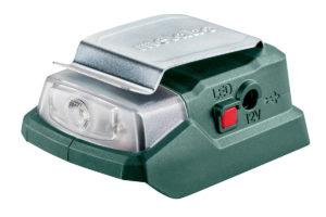 Акумуляторний силовий адаптер METABO PowerMaxx PA 12 LED-USB (600298000)