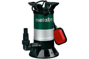 Насос занурювальний для брудної води METABO PS 15000 S (0251500000)