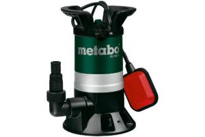 Насос занурювальний для брудної води METABO PS 7500 S (0250750000)