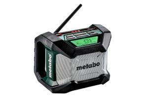 Акумуляторний радіоприймач для будівельного майданчика METABO R 12-18 BT (600777850)