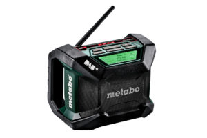 Акумуляторний радіоприймач для будівельного майданчика METABO R 12-18 DAB+ BT (600778850)