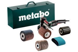 Щіткова полірувальна машина METABO SE 17-200 RT Set
