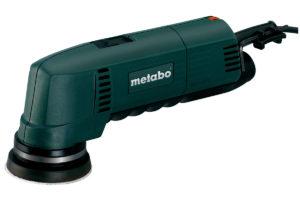 Ексцентрикова шліфувальна машина METABO SX E 400