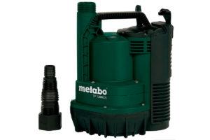 Занурювальний насос для чистої води METABO TP 12000 SI (0251200009)
