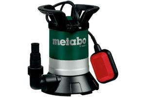 Занурювальний насос для чистої води METABO TP 8000 S (0250800000)