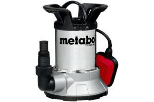Занурювальний насос для чистої води METABO TPF 6600 SN (0250660006)
