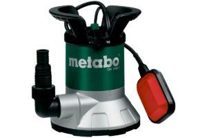 Занурювальний насос для чистої води METABO TPF 7000 S (0250800002)