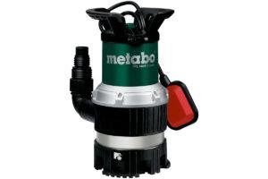 Насос занурювальний комбінований METABO TPS 14000 S Combi (0251400000)