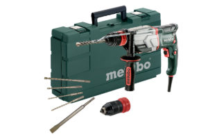 Мультіперфоратор електричний METABO UHE 2660-2 Quick Set