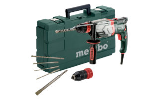 Мультіперфоратор електричний METABO UHEV 2860-2 Quick Set