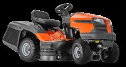 Трактори-газонокосарки