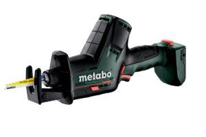 Акумуляторна шабельна пила Metabo PowerMaxx SSE 12 BL (602322890)