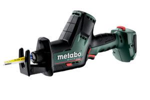 Акумуляторна шабельна пила Metabo PowerMaxx SSE 12 BL (602322860)