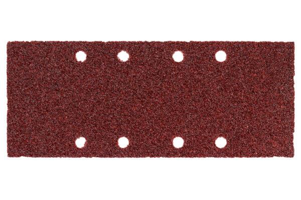 10 шліфувальних листів Metabo 93×230 мм, P 100, Д+М, SR (624483000)