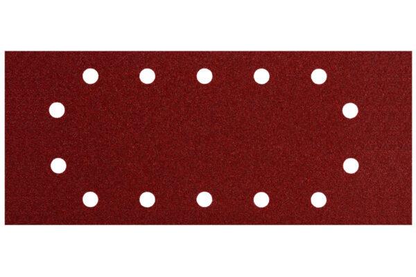 10 шліфувальних листів Metabo 115×280 мм, P 80, Д+М, SR (624493000)