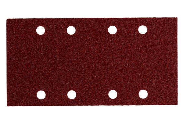 10 шліфувальних листів Metabo на липучках 93×185 мм, P 120, Д+М, SR (625769000)