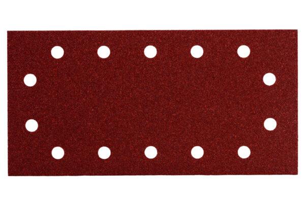 10 шліфувальних листів Metabo на липучках 115×230 мм, P 240, Д+М, SR (625792000)