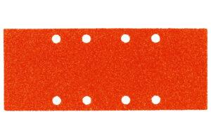 10 шліфувальних листів Metabo 93×230 мм, P 120, для деревини, SR (624830000)