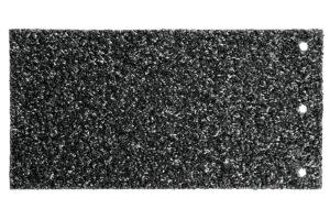 2 підкладки шліфувальної стрічки для Ba E 1075 (631034000)METABO